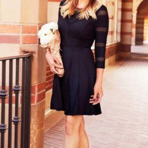 LC Lauren Conrad Black Dress Size 4